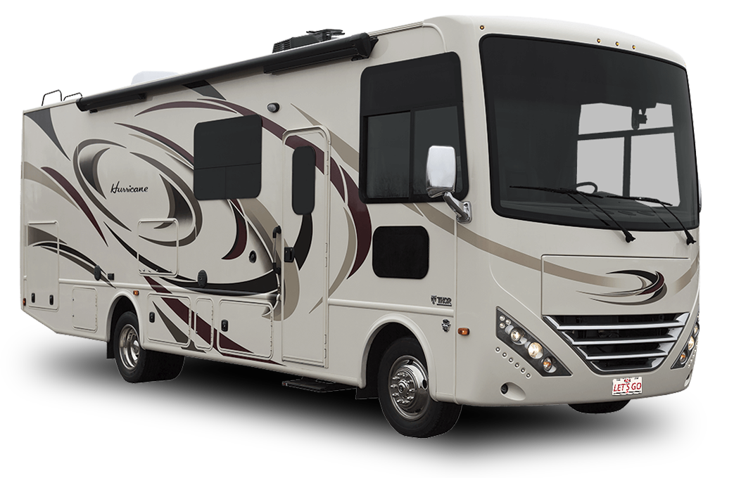 A-Luxury Motorhome