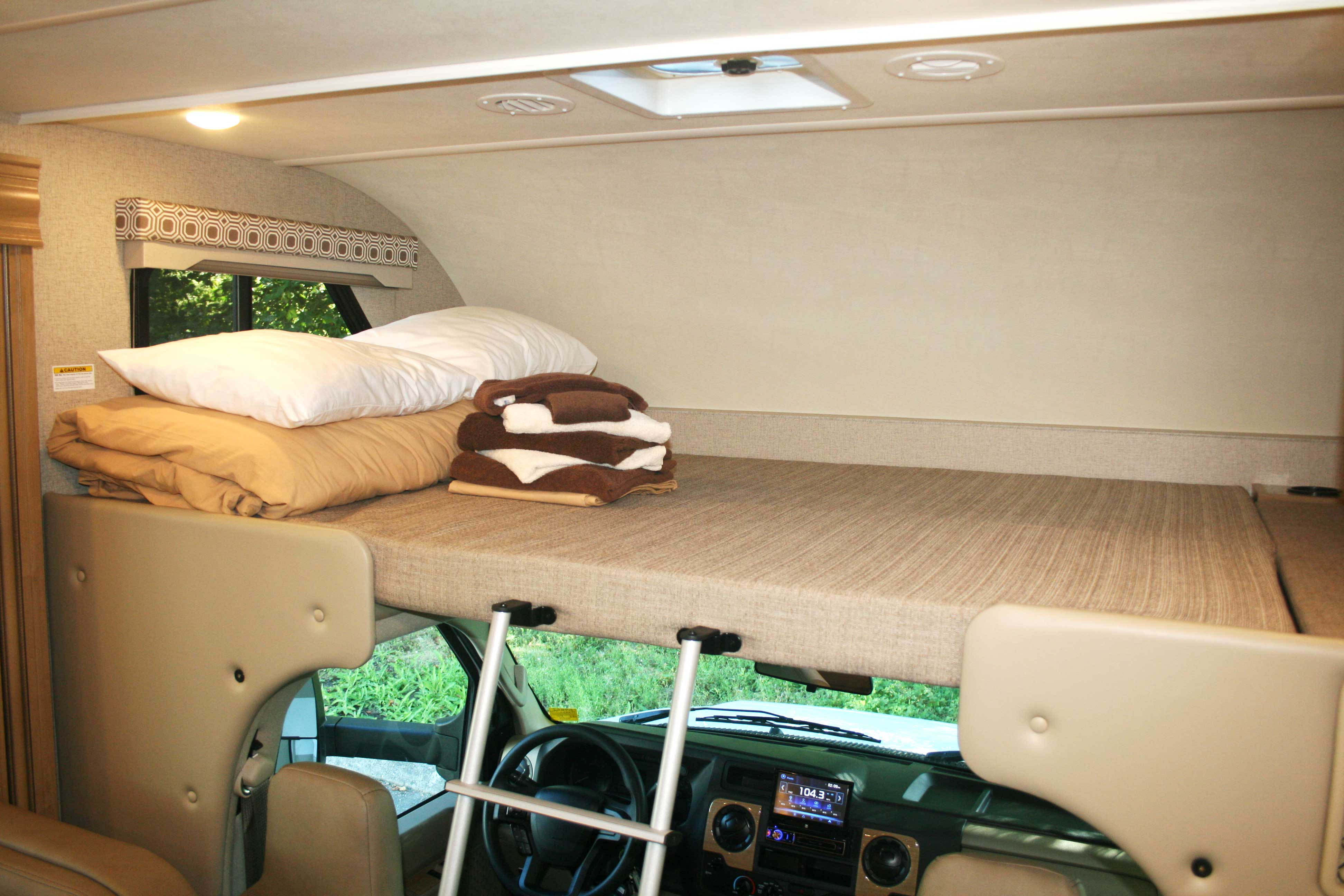 C X-Large Cab Bed