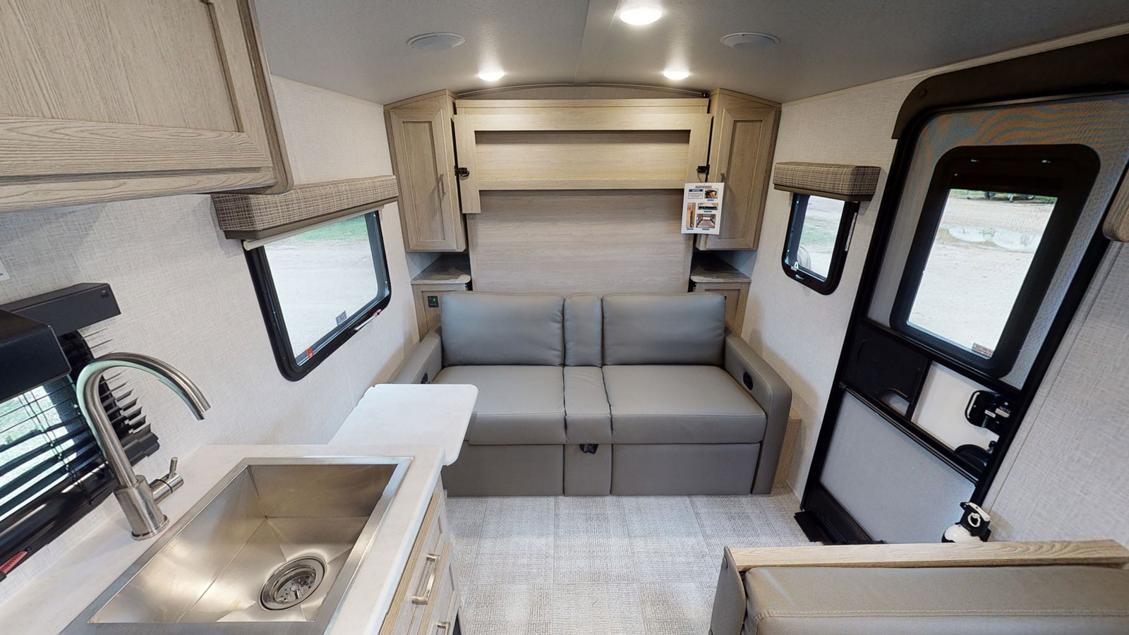 2021 FOREST RIVER E-PRO 19FD FOR SALE LIGHTWEIGHT TRAVEL TRAILER FOR SALE HALIFAX NS