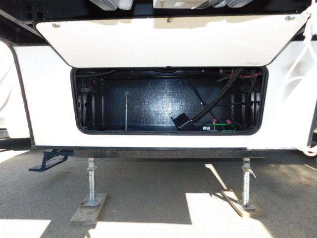 BATTERY COMPARTMENT/STORAGE