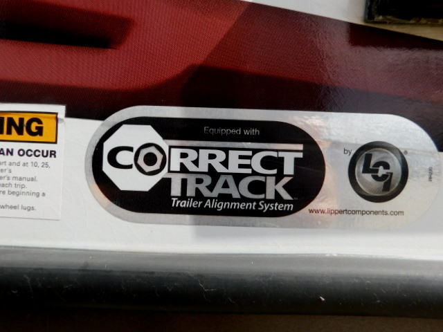 CORRECT TRACK TRAILER ALIGNMENT SYSTEM