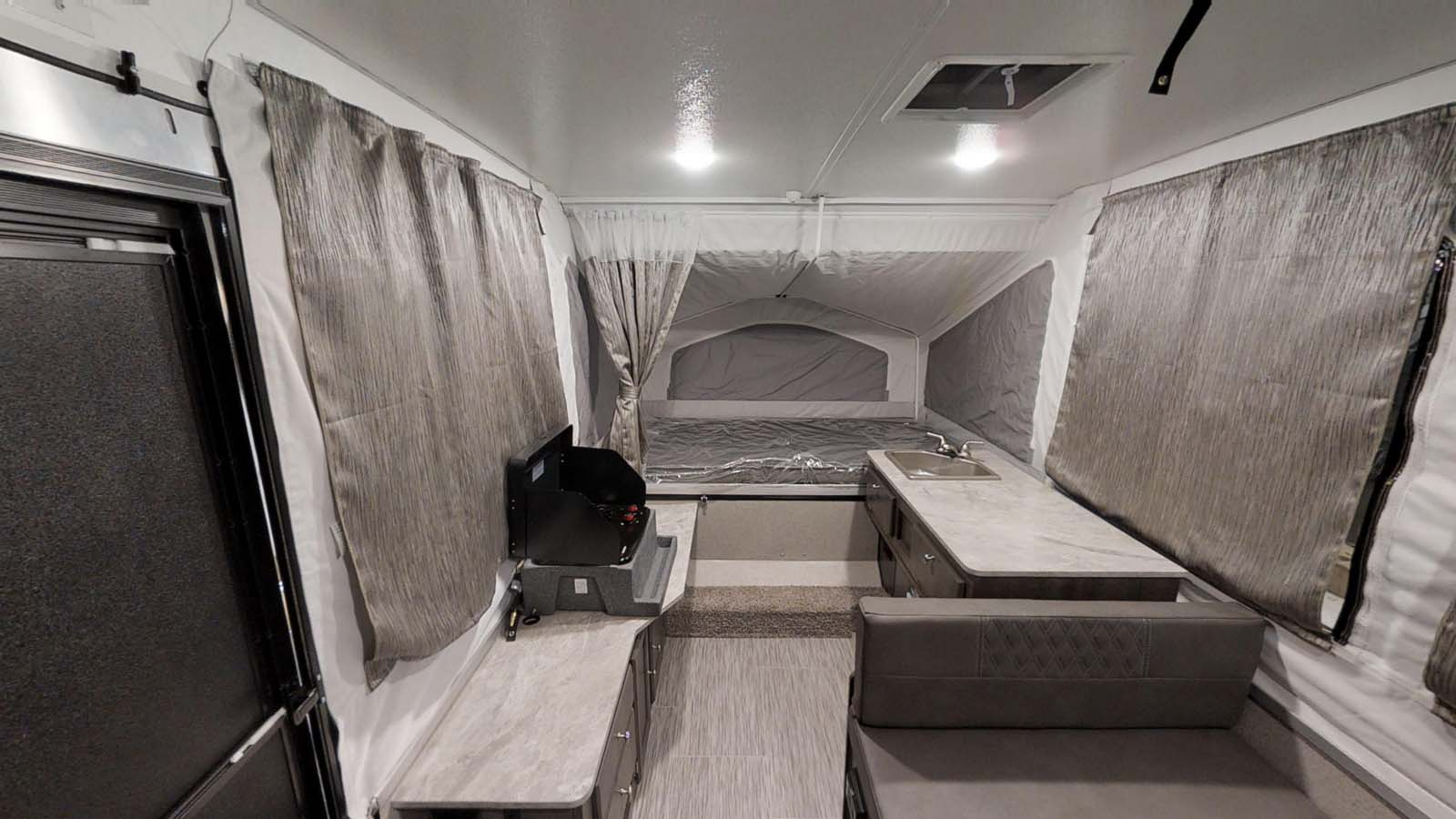 2021 FOREST RIVER FLAGSTAFF 206LTD NEW TENT TRAILER FOR SALE HALIFAX NS