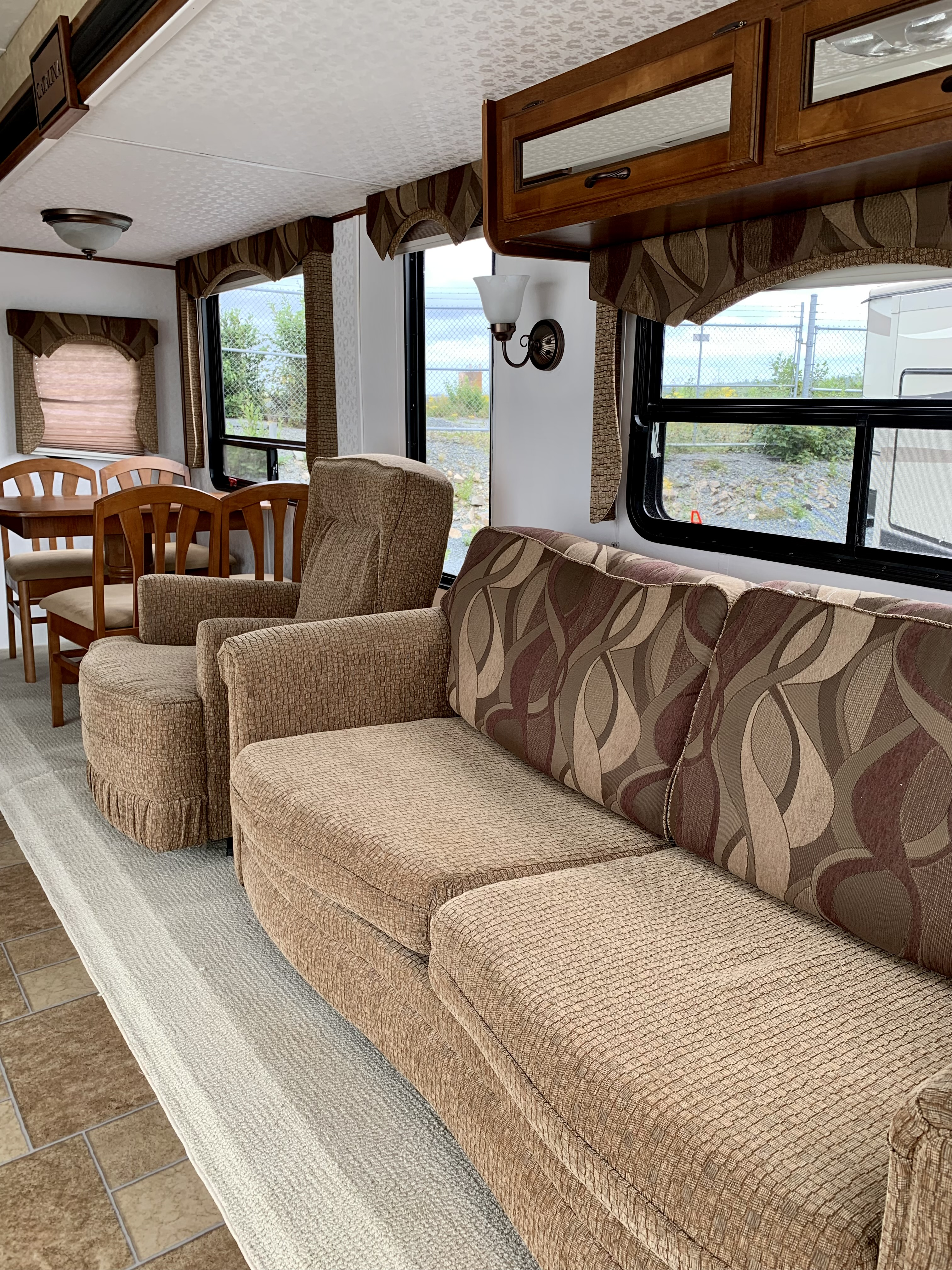 2012 COACHMEN CATALINA 39FLFB USED PARK MODEL FOR SALE HALIFAX NS