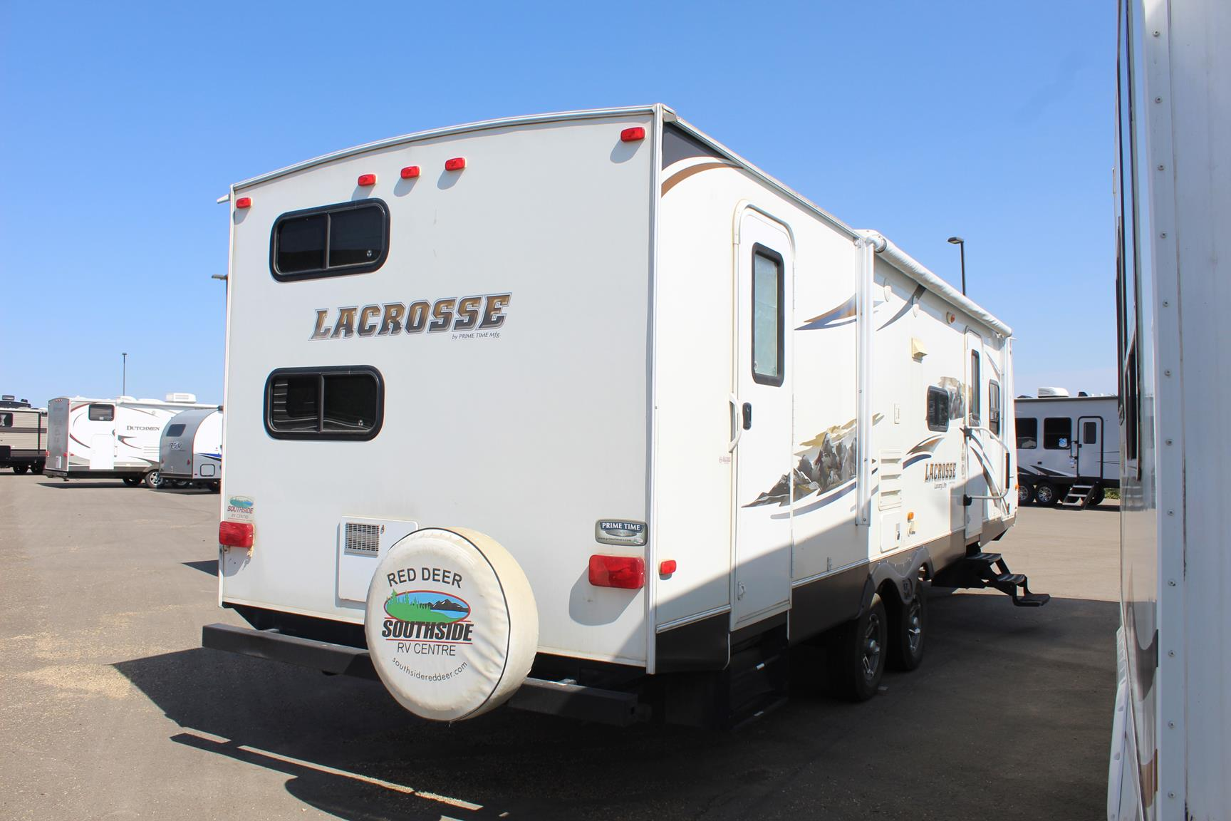 2013 PRIME TIME LACROSSE 292BHS RV12 69133A