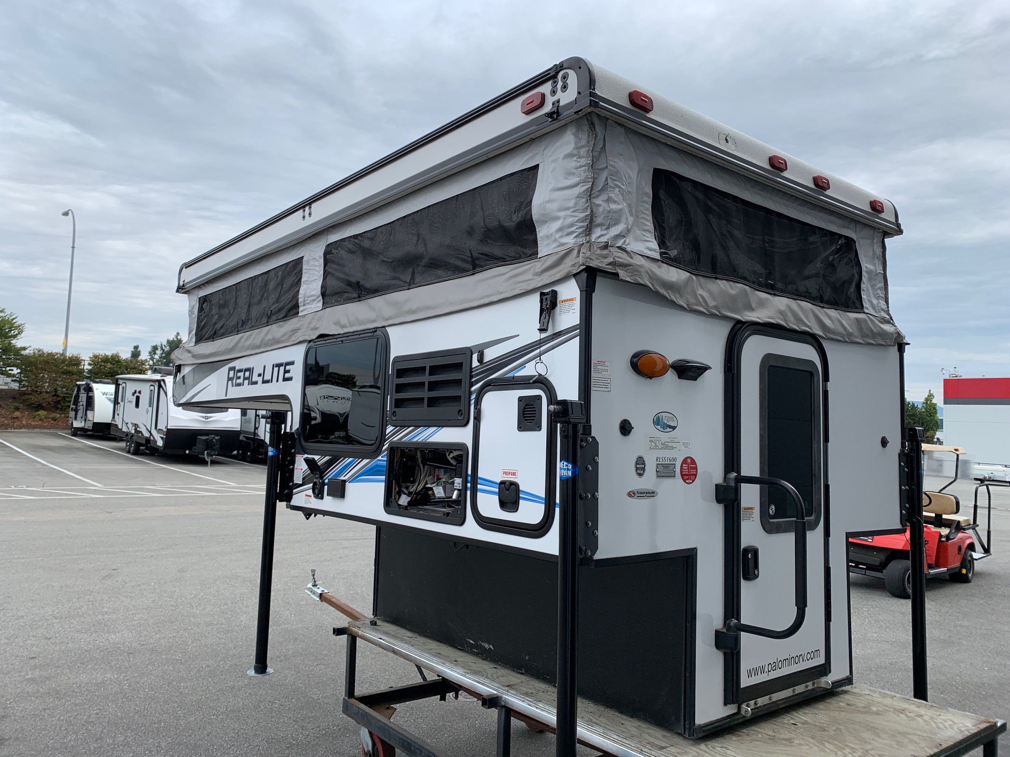 2019 FOREST RIVER REAL-LITE SS-1600