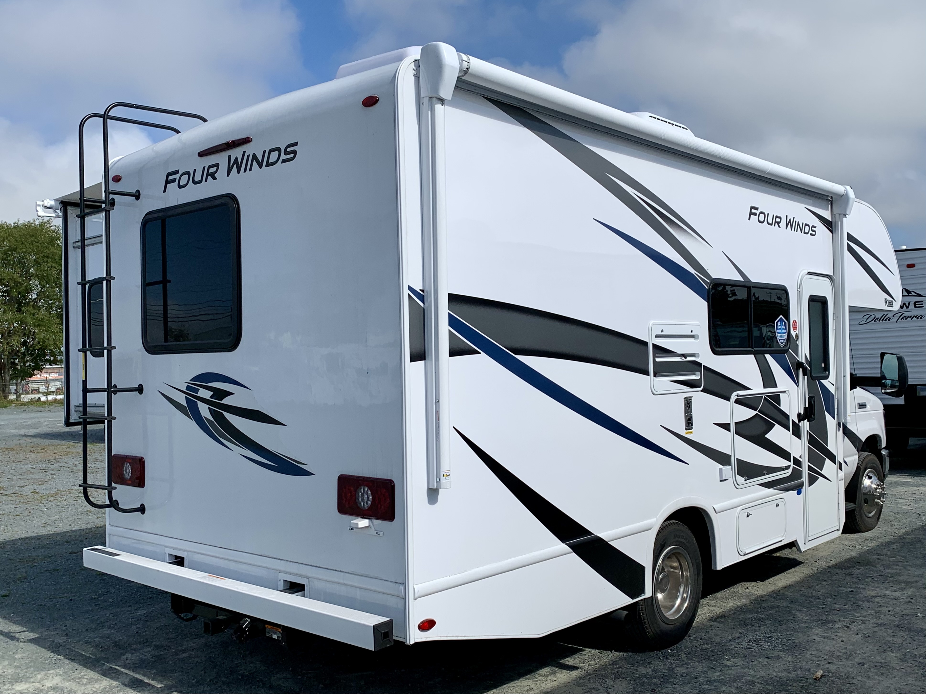 2021 THOR MOTOR COACH FOURWINDS 22B NEW CLASS C MOTORHOME FOR SALE IN HALIFAX NS