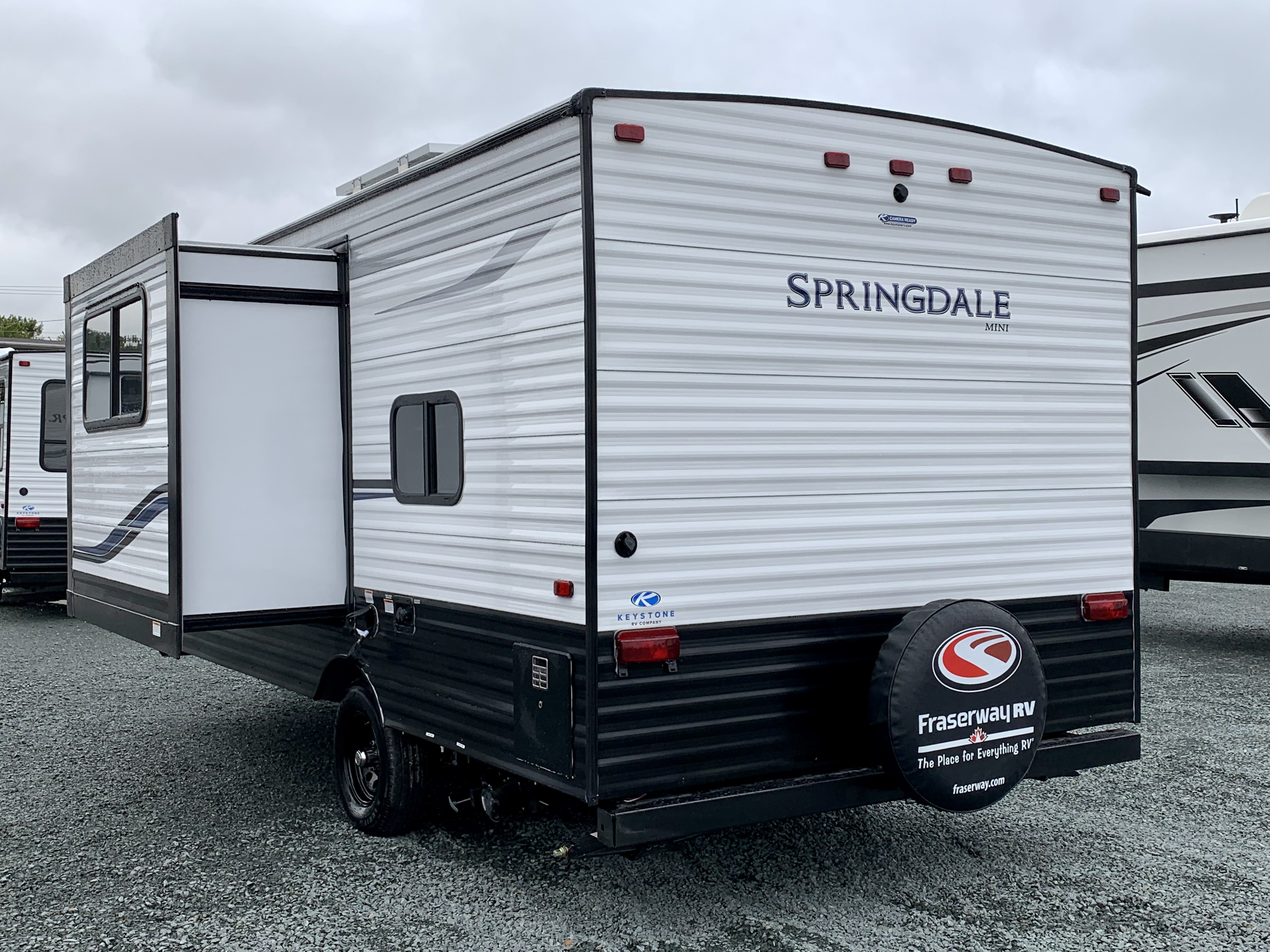 2022 KEYSTONE SPRINGDALE 1760BH NEW TRAVEL TRAILER WITH BUNKS FOR SALE HALIFAX NS