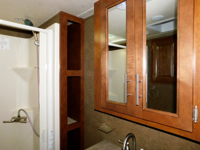 LINEN STORAGE and CABINET