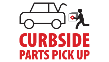 Curbside Parts Pick Up