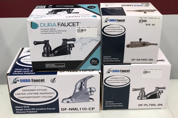 DURA KITCHEN AND BATHROOM FAUCETS