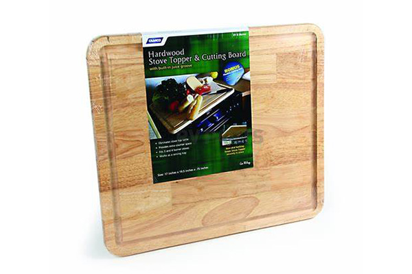 CAMCO CUTTING BOARD STOVE TOPPER