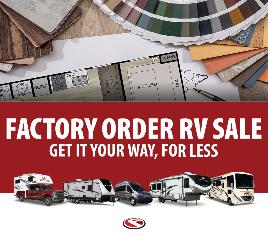 Fraserway RV Factory Order