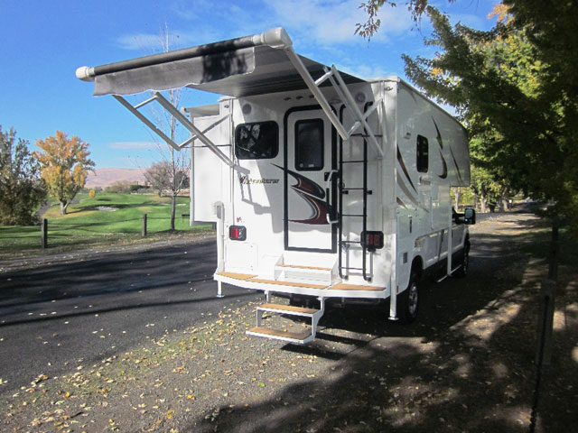 2016 ALP Adventurer Truck Camper 910DB For Sale In Abbotsford