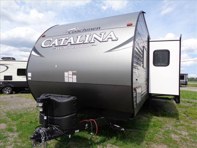 2018 Coachmen CATALINA 283DDS For Sale In Cookstown