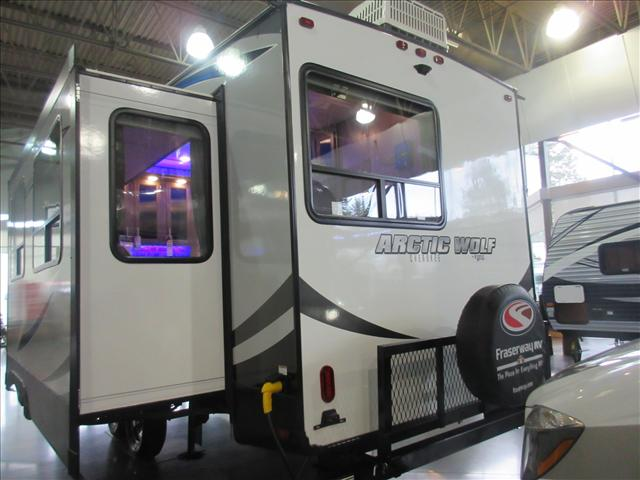 2018 Forest River ARCTIC WOLF F255DRL4 For Sale In Abbotsford