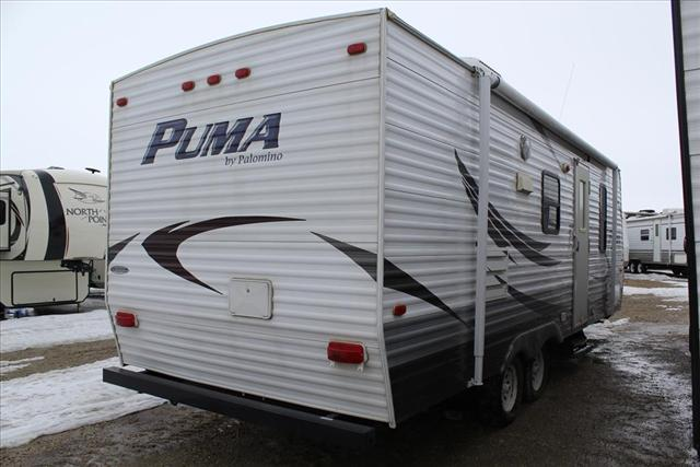 2009 Palomino PUMA 25BH For Sale In Lacombe County