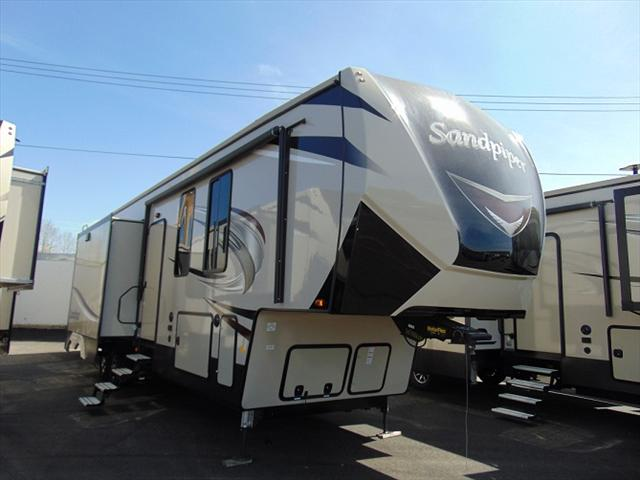 2019 Forest River SANDPIPER F383RBLOK For Sale In Edmonton