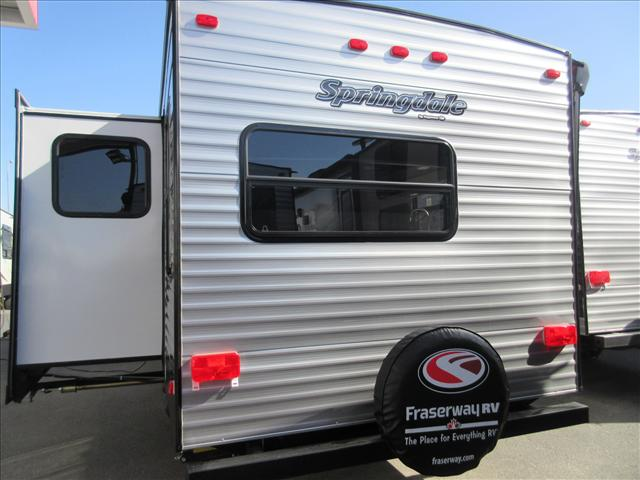 2018 Keystone SPRINGDALE 252RLWE For Sale In Abbotsford