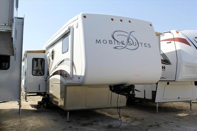 2007 DRV MOBILE SUITE 38RLS For Sale In Lacombe County