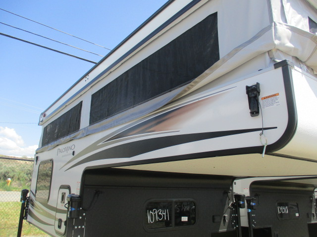 2019 Forest River PALOMINO SS550 For Sale In Kamloops