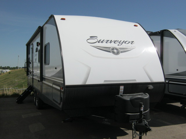 2018 Forest River SURVEYOR 248BHLE-WE For Sale In Airdrie