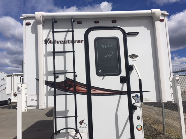 2019 ALP Adventurer ADVENTURER 80RB For Sale In Whitehorse