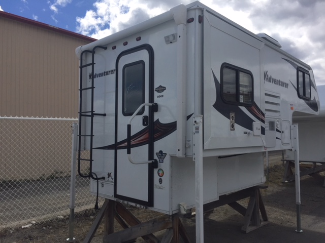 2019 ALP Adventurer ADVENTURER 80GS For Sale In Whitehorse