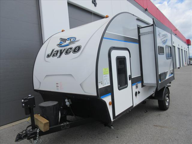 2018 Jayco HUMMINGBIRD 17BH For Sale In Abbotsford