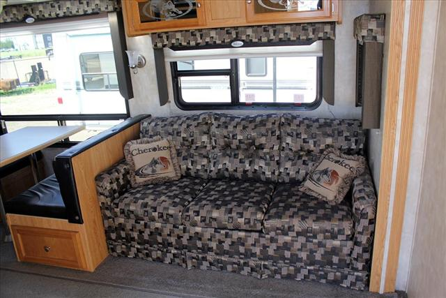 2007 Forest River CHEROKEE WOLFPACK 396 For Sale In Lacombe County