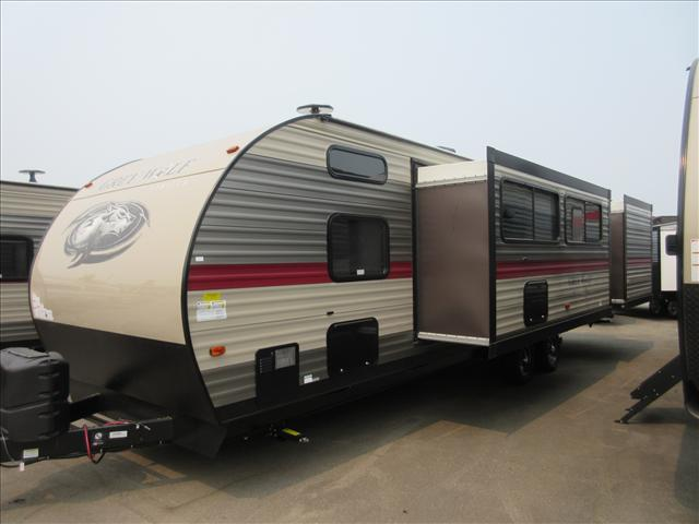 2019 Forest River GREY WOLF 29DSFB For Sale In Abbotsford