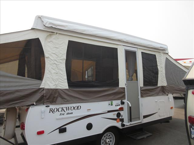 2016 Forest River ROCKWOOD 2318G For Sale In Abbotsford