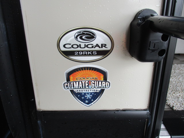 2019 Keystone COUGAR 1/2 TON 29RKS For Sale In Kamloops
