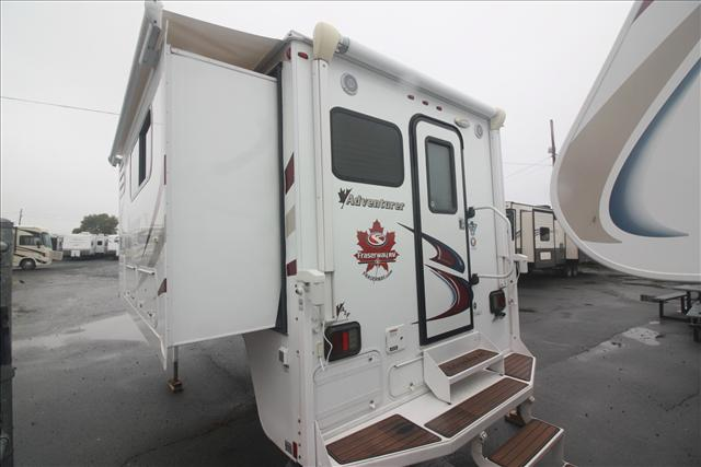 2015 ALP Adventurer Truck Camper 910DB For Sale In Bedford