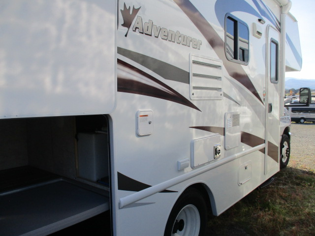 2018 ALP Adventurer ADVENTURER 23RB*17 For Sale In Kamloops