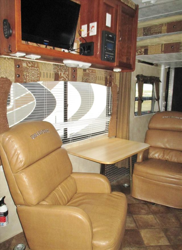 2012 Forest River PUMA 298FQU For Sale In Airdrie