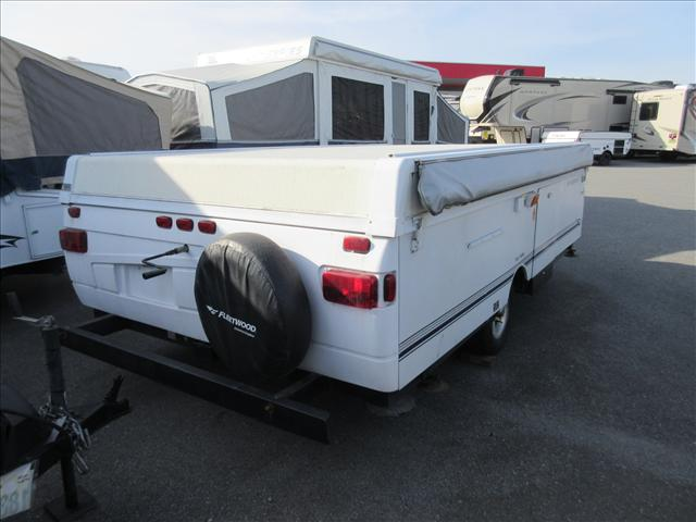 2008 Fleetwood SUN VALLEY 12' For Sale In Abbotsford