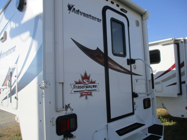 2017 ALP Adventurer Adventurer 89RB For Sale In Kamloops