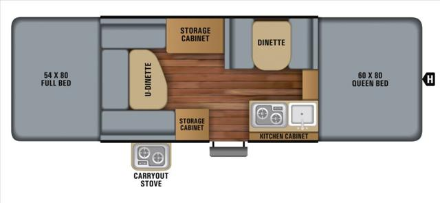 2019 Jayco JAY SERIES 12UD For Sale In Lacombe County