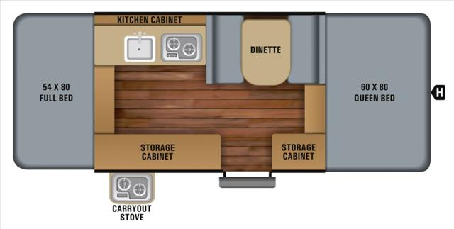 2019 Jayco JAY SERIES 10SD For Sale In Lacombe County