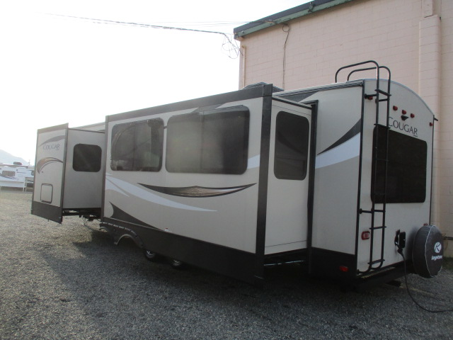 2019 Keystone COUGAR 1/2 TON 29RLDWE For Sale In Kamloops