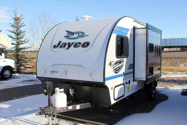 2019 Jayco HUMMINGBIRD 17FD For Sale In Lacombe County