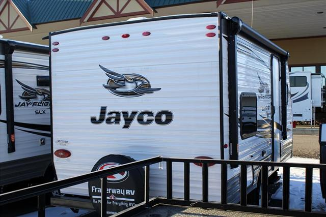 2019 Jayco JAY FLIGHT 154BH For Sale In Lacombe County