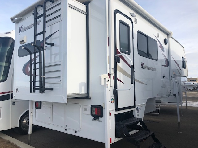 2016 ALP Adventurer Truck Camper 116DS For Sale In Airdrie