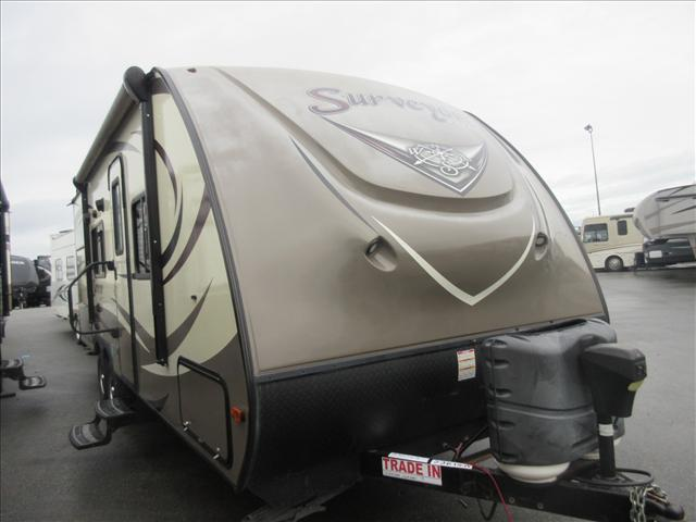 2016 Forest River SURVEYOR 240RBS For Sale In Abbotsford