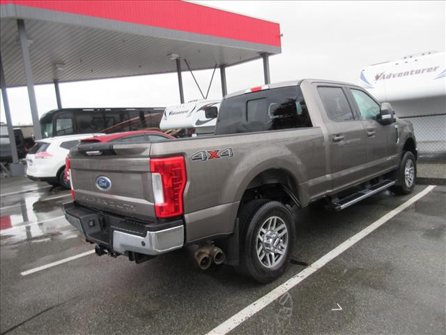 2018 Ford LARIAT F350CCSB For Sale In Abbotsford