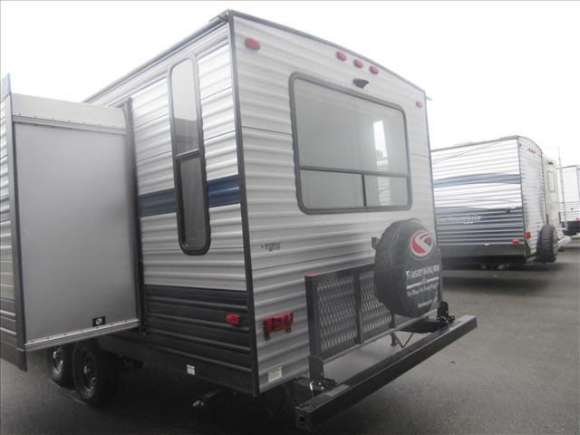 2019 Forest River GREY WOLF 23MK For Sale In Abbotsford