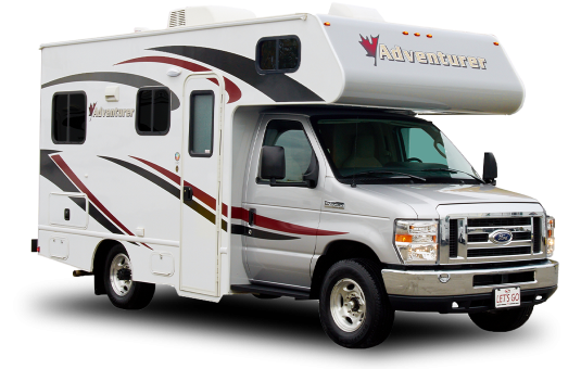C-Small Motorhome | Fraserway RV