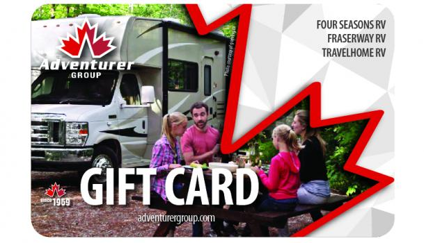 Adventurer Group Gift Card