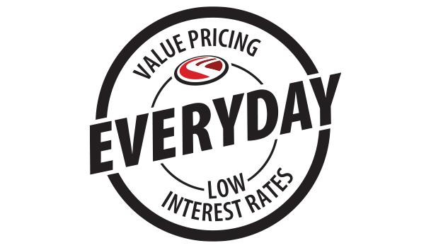 Fraserway RV Everyday Value Pricing Low Interest Rates