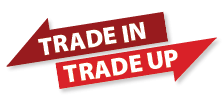 Trade In Trade Up Logo
